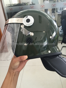 Anti Riot Control Police&military helmet manufactures/gas mask helmet