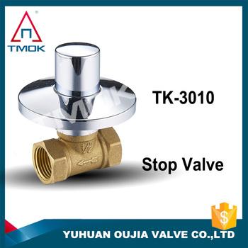 shower flow control valve shower sprayer head shut off valve stop switch china supplier