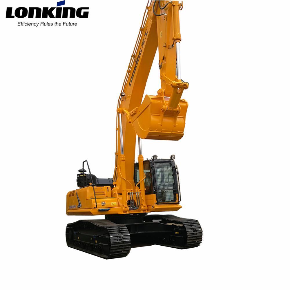 Продажа Экскаватора Lonking 21,8 ton б/у, купить экскаватор лонкинг
