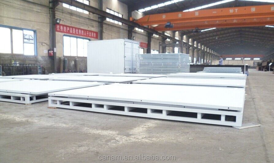 low cost prefab house container house factory ceramic tile specification