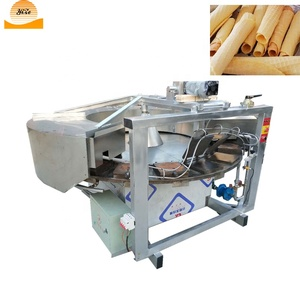 industrial waffle cone roller maker rolled sugar cone machine price