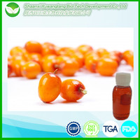 100% pure natural seabuckthorn seed oil