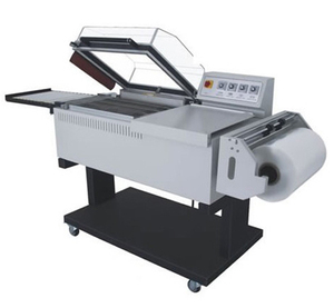 Best-selling products low price chamber type shrink wrapping machine