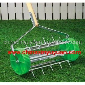 Lawn Aerator Roller Machine For Garden Tool   Buy Manual Lawn Aerator,Lawn  Aerator For Tractor,Manual Aerator Lawn Product On Alibaba.com