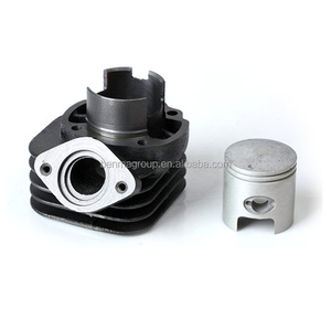 High quality 2 stroke DIO ZX80 48MM scooter engine cylinder block piston kit