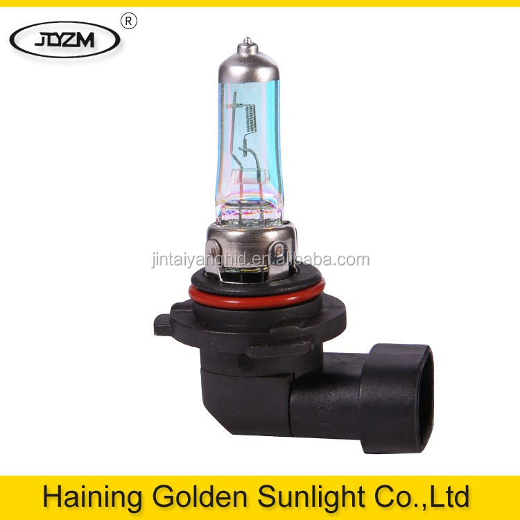 High Quality Customization 9006 12V 55W  Car Light Halogen Bulbs Auto Headlight Lamp