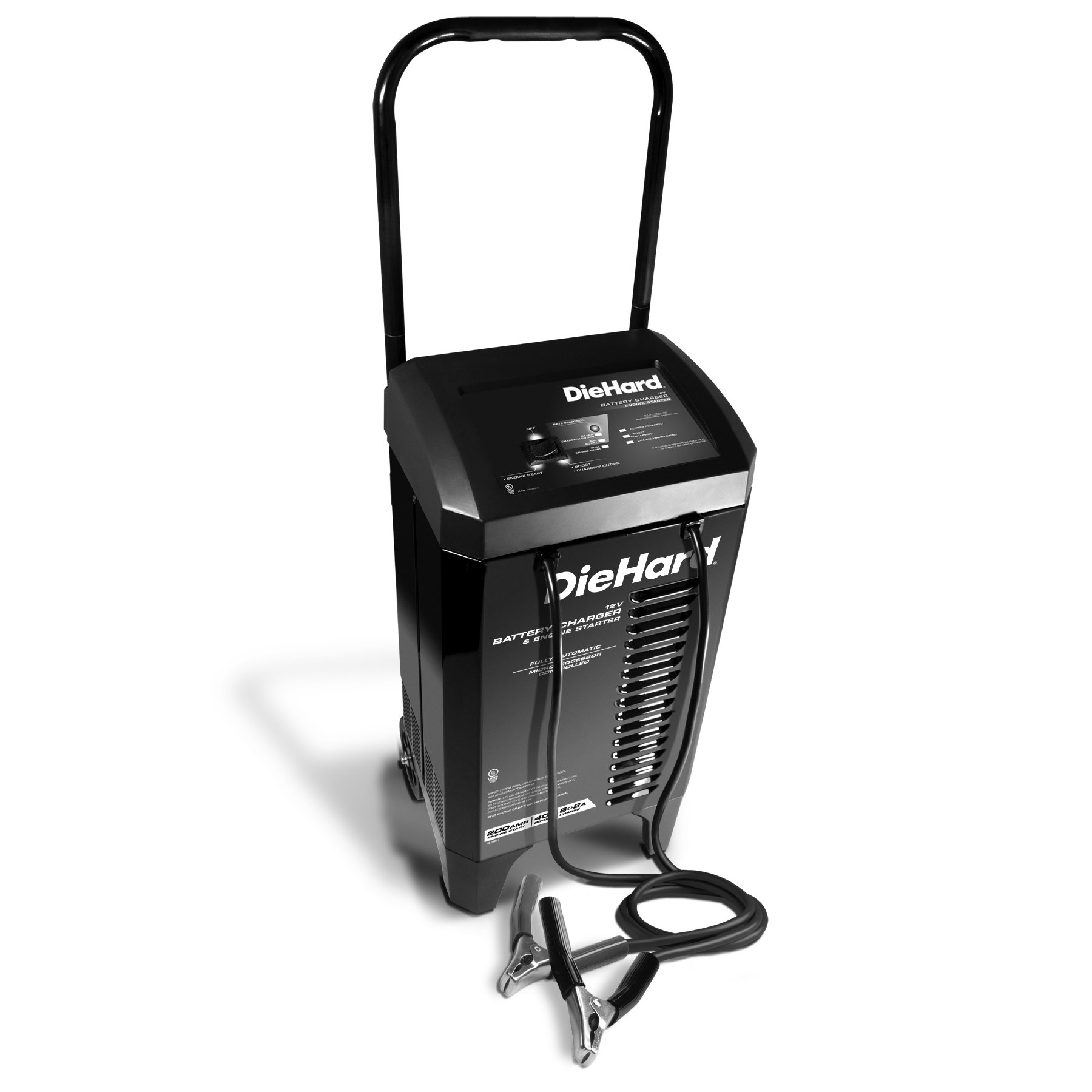 Cheap Charge Battery Charger Find Deals On Sterling Power Usa 20 Amp 2 Bank Get Quotations Diehard 71331 Smart Wheel Maintainer 12 Volt 6a 40a Boost