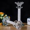 K9 Crystal glass Wedding Centerpiece decoration candle holder