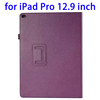 Factory Price Flip Stand Leather Tablet Case for iPad Pro