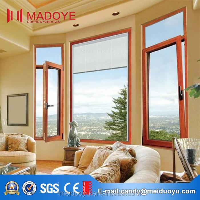de aluminio para puertas de vidrio y ventanas de marco precio
