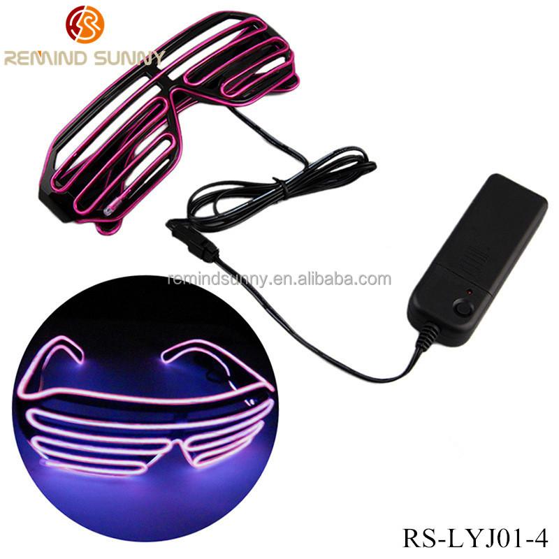 Light Up El Wire Glasses Wholesale, El Wire Suppliers - Alibaba