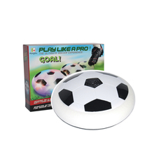 2018 Wk Indoor Elektrische Led Plastic Air Power Voetbal Schotel <span class=keywords><strong>Hover</strong></span> Voetbal