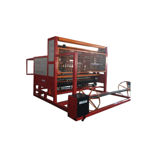 Fully-automatic best seller high tensile Grassland field fence making machine ( China Manufacture )