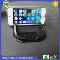 Black color sticker car mount hold your mobile on car dashboard