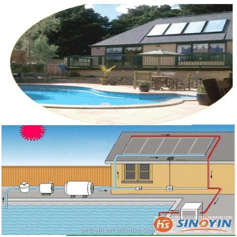 Grossiste fabriquer chauffage solaire piscine acheter les for Chauffe eau piscine solaire prix