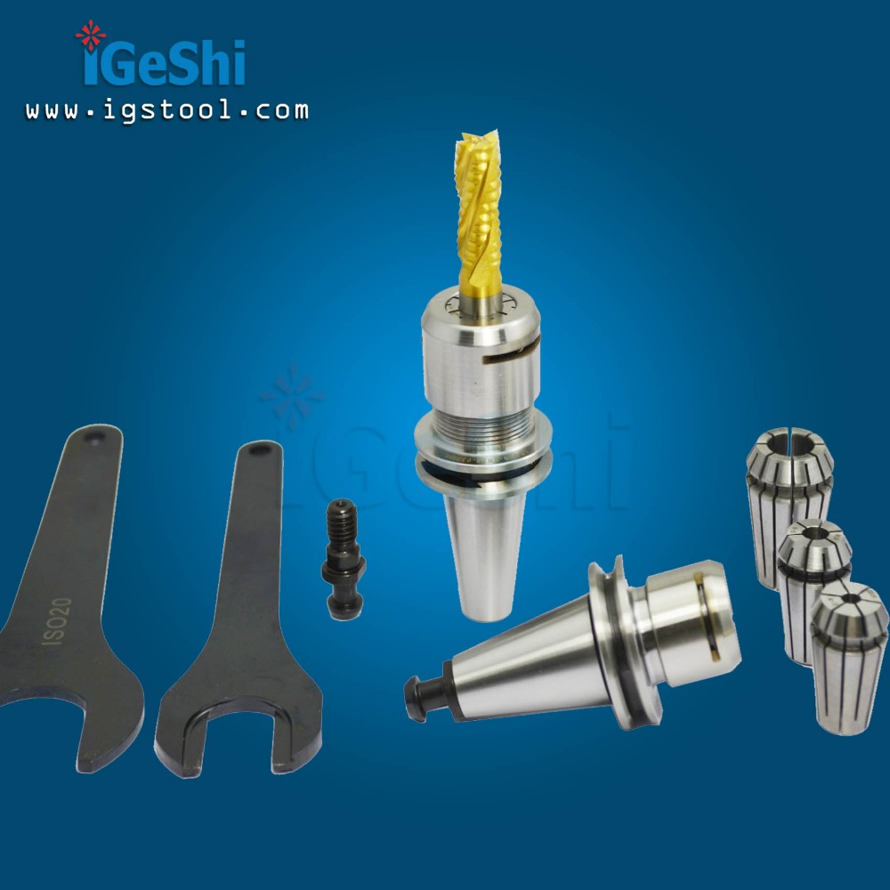 China manufacturing ISO20 ER20/ ER16/ ER11 iso 20 tool holders