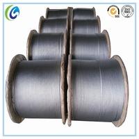 6x7 6x19 6x37 Etc Ungalvanized Steel Wire Ropes