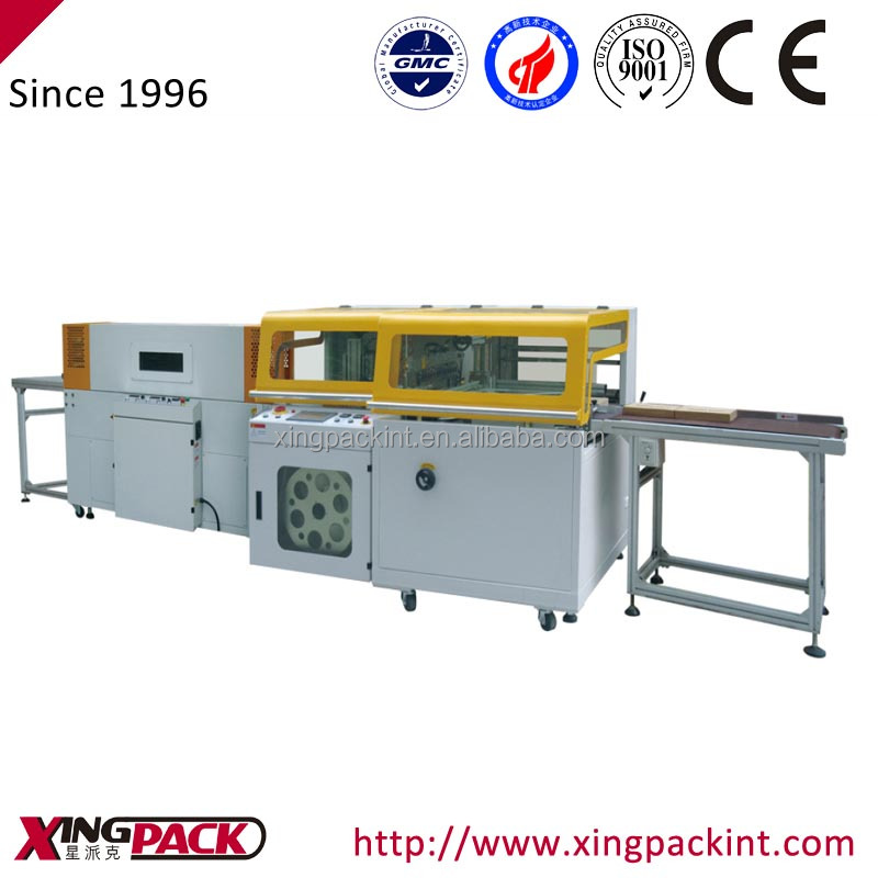 2016 shrink wrapping machine&heat shrink machine