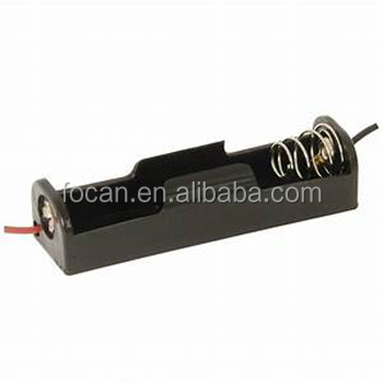 battery holder AA cell with 15cm 1.5V