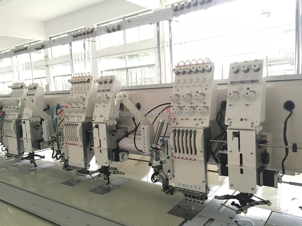 multi function 3in1 embroidery machine cording coiling sequin taping embroidery machine