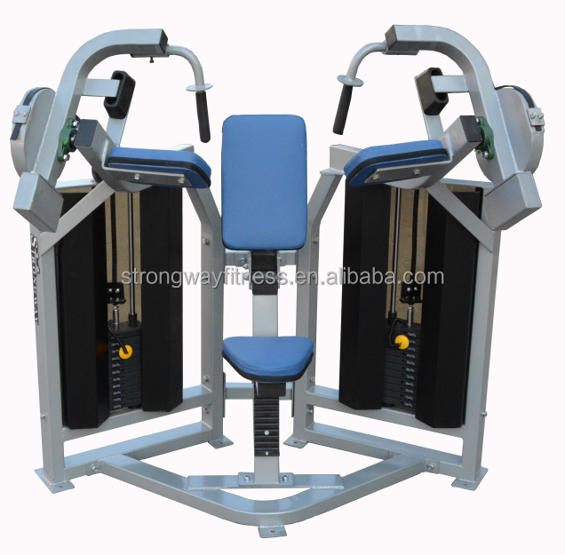 Hammer Strength Machine with weight stack Triceps Extension H-03