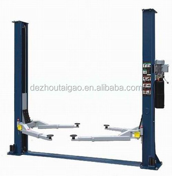 China factory supply cheapest used 2 post car lift for sale with CE Authentication