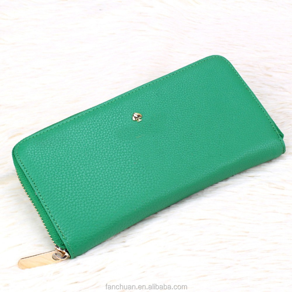 Fashionable New Model China Lady PU Wallet
