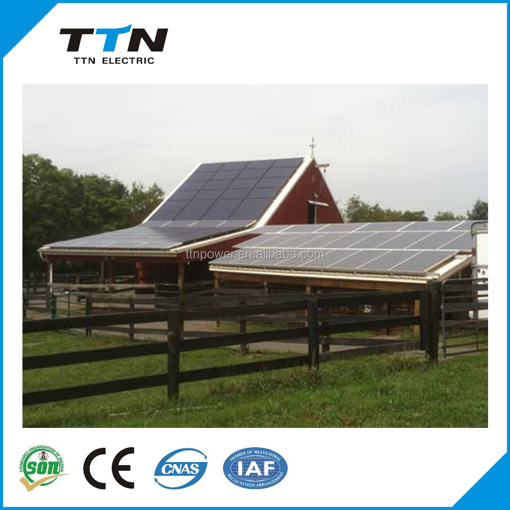China best 300W solar panel for home and industry use