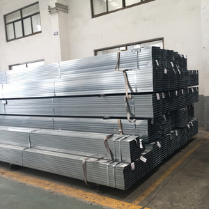 conduit hot pre-galvanized GI piping / tube ERW steel pipe