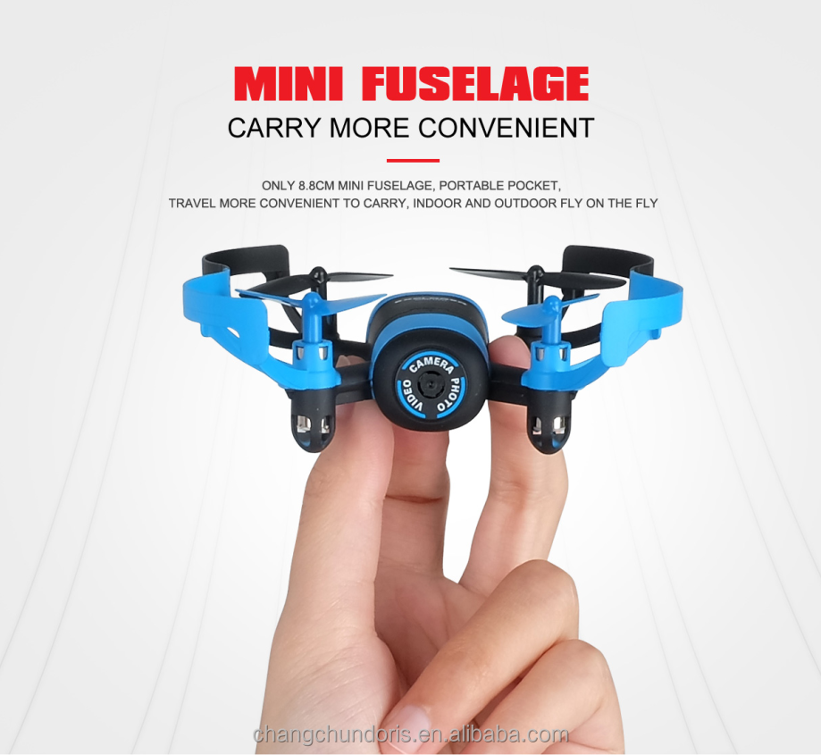 Hot selling new design radio control drone micro mini rc quadcopter helicopter with camera