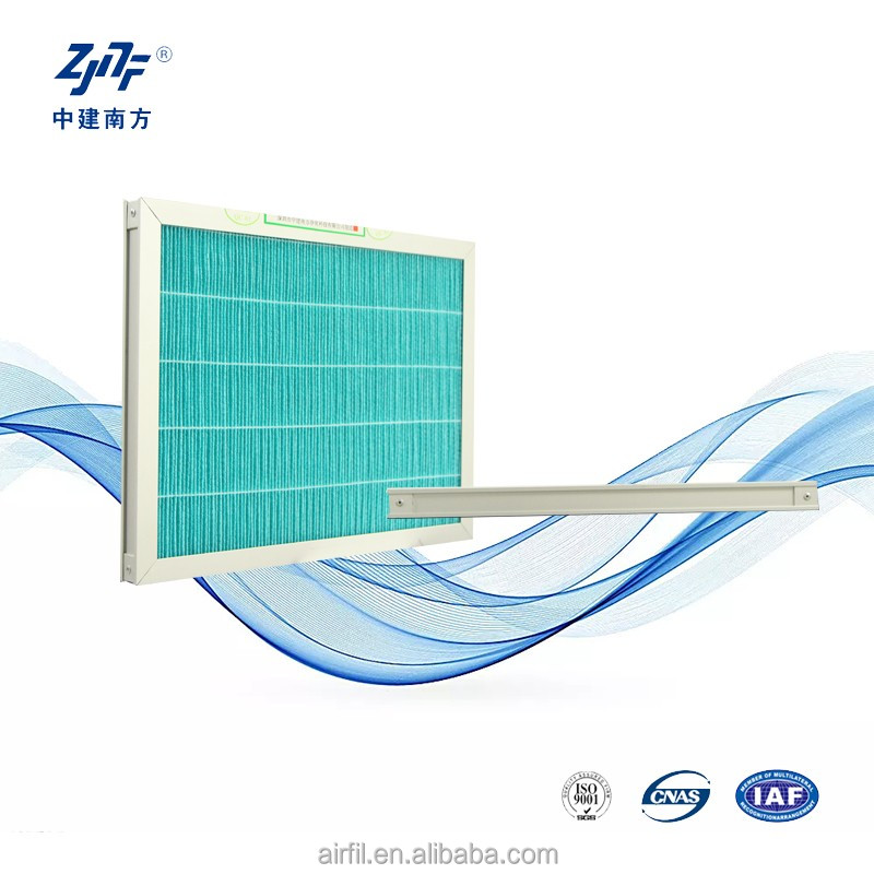 Aluminium humidity filter air conditioner filter media