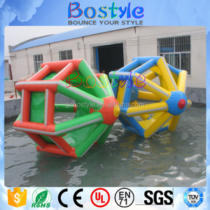 Amazing water toys walk on balls inflatable water rolling ball price