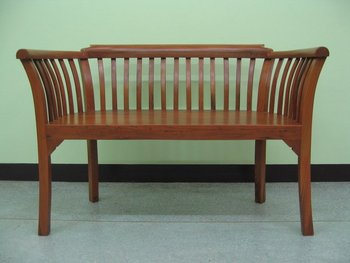 Charmant Teak Wood Chair