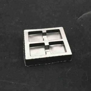 ESD PS material custom blister tray for electronic products tray packaging