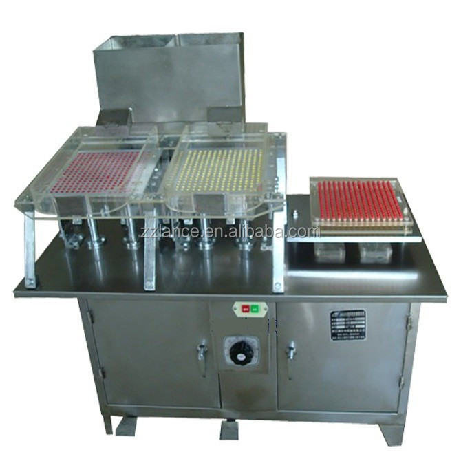 La-f400 Softgel Capsule Machine / Manual Power/ Granular Filling ...
