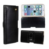 Universal Cell Phone Belt Clip Holster PU Leather Case for iPhone 8 8 Plus