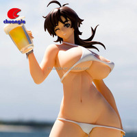 Sexy girl Anime Figure, Nude Anime Figurine, Adult cartoon Figure