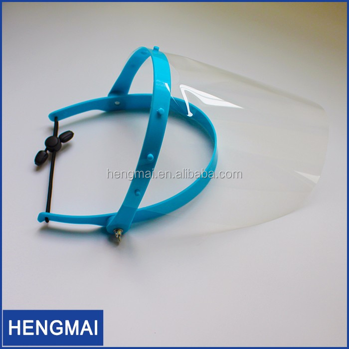 High Quality Anti-fog Protective Splash Face Guard for Hospital
