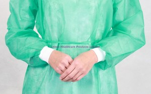 High Quality Medical use PP isolation disposable coverall
