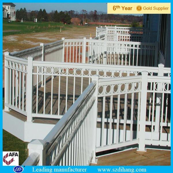 Barandilla plantador, fundición de hierro balcón barandilla ...