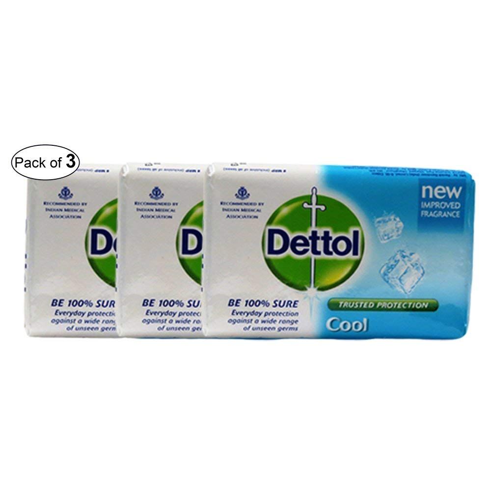 Cheap Dettol Liquid Soap Find Deals On Line At Original Series Package Get Quotations Cool Bar Soap120g Approx Pack Of 3