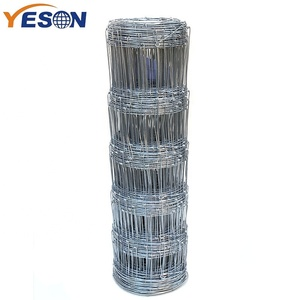 Galvanized steel deer electric tape horse fence cattle goat farm fence in india