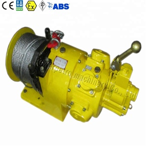 500kg/1000kg Small Manual Portable Hand Operated Winch