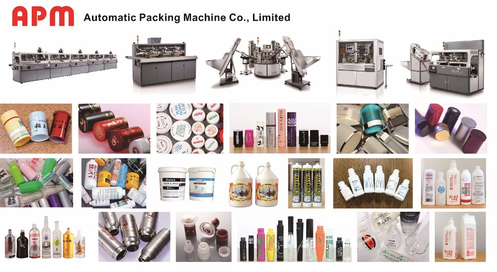 S107-3 automatic three color screen printing machine
