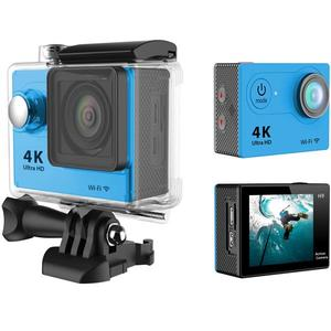 H9 Ultra HD 4K WiFi Waterproof 30m sports video camera with 2inch LCD 32gb Memory