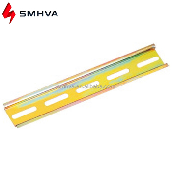 High safety electrical equipment HGK-02 ordinary long pass steel guide rail