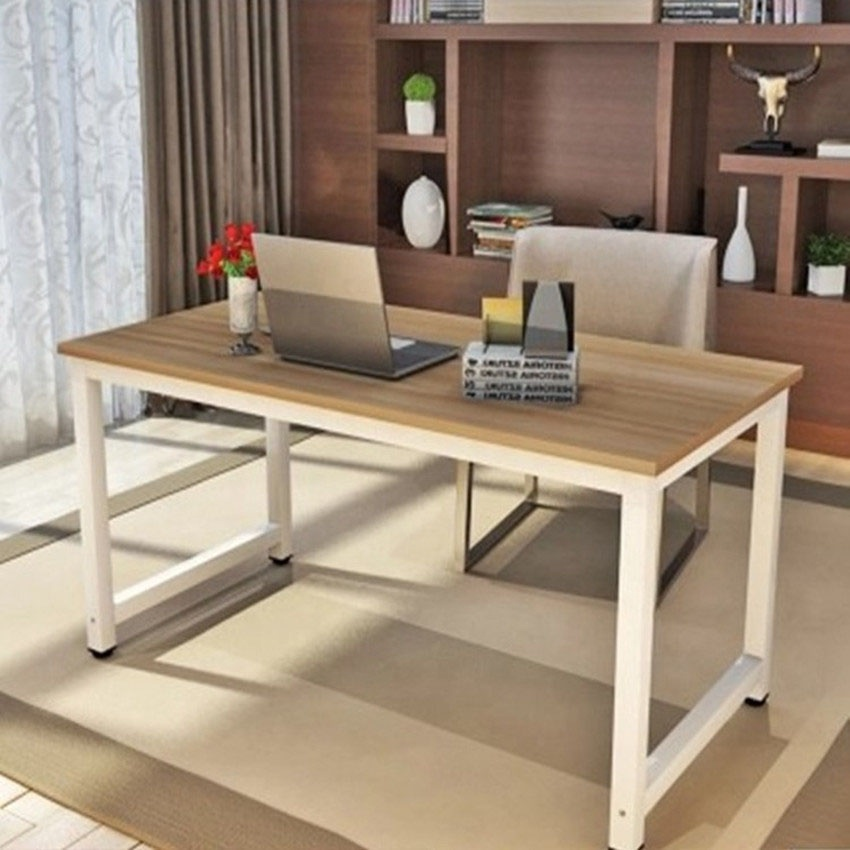 PC Laptop Study Table Office Desk for Home Office School with Different Colors in Amazon