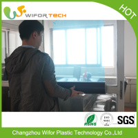 Factory Direct Sale Temporary Adhesive Uv Protection Window Film