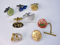 Fashion accessories include cuff links, bracelets, necklaces, earrings, rings, and zipper pullers