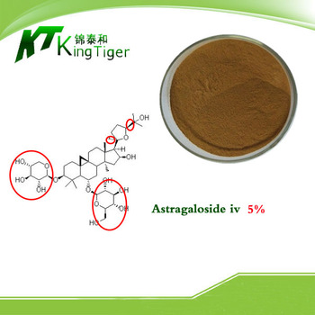 Factory Supply Astragaloside IV 5% Astragalus Root Extract